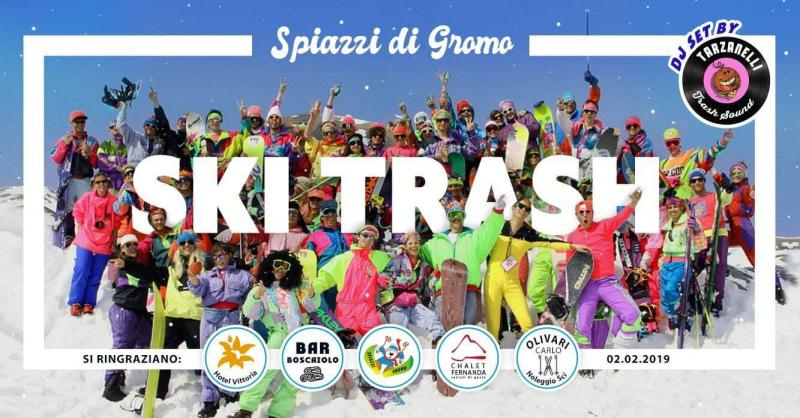 Ski trash - Camminata in compagnia