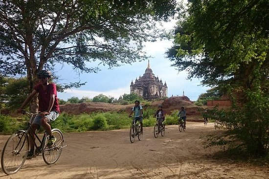 bagan in bici