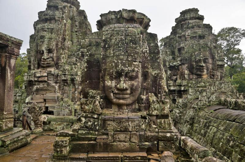 Angkor Wat Gods