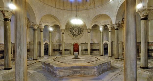 lhammam di roxelana hurrem sultan porta il nome della moglie di solimano il magnifico il suo hammam era certamente il piu bello di istanbul