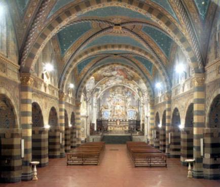 Risultati immagini per abbazia di san colombano