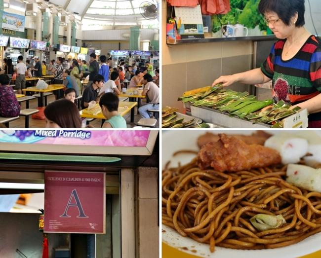Singapore foodie style alla scoperta degli hawker centre for R kitchen confidential