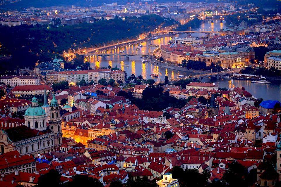Praga fly and drink | Vagabondo